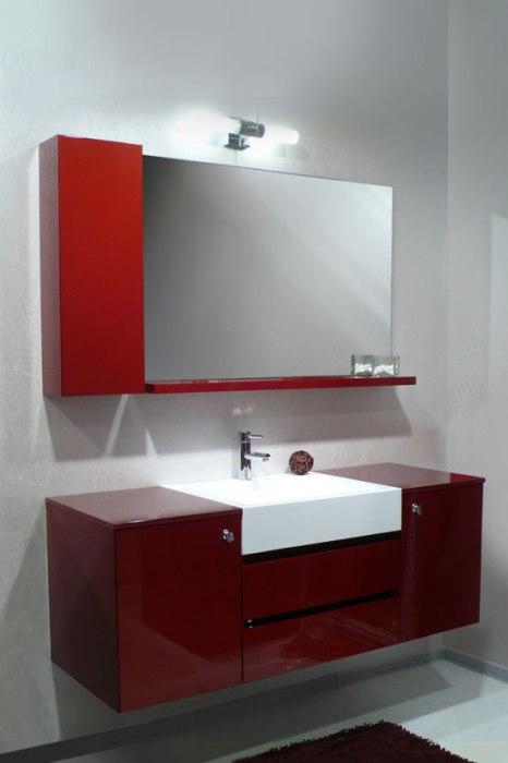 Комплект мебели migliore alicante psalc-c105 105 см, столешница rosa portogallo